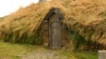 La réplique de la maison d'Eric le Rouge, Islande