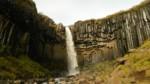 Svartifoss, Islande