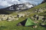 Bivouac au Lac de l'Etoile - Parc National des Ecrins