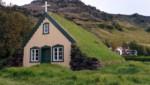 Petite église typique, Islande