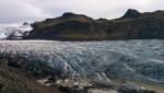 Glacier où a été tourné Batman Begins, Islande