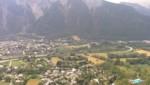 Sur les hauteurs de Bourg d'Oisans, Parc National des Ecrins
