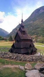 Borgund, Norvège