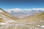 Derrière le col, les vallées arides du Mustang, Népal
