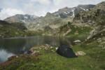 Bivouac au Lac Longet - GR738