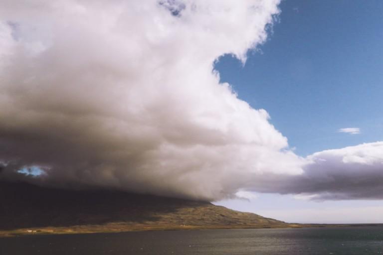 En descendant vers Djupivogur, Islande