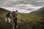 Dans la Vallée de Vistas - Laponie