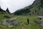 Montée vers Estom - Pyrénées