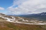 Vallée vers Abisko - Laponie
