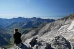 Au sommet du Petit Vignemale - Pyrénées