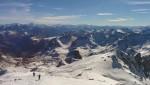 Panorama du sommet du Mont Thabor