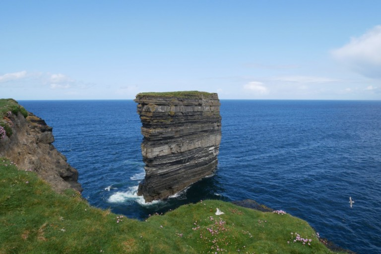 Downpatrick Head - Wild Atlantic Way