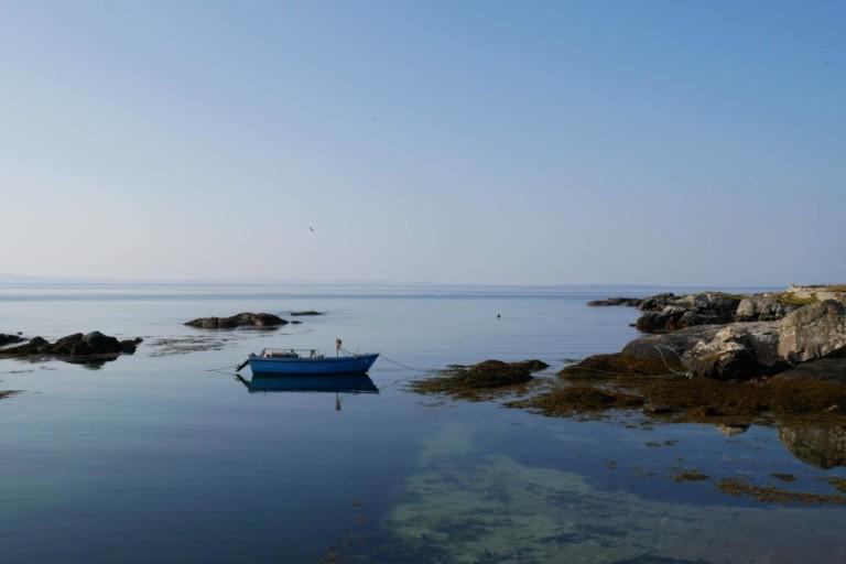 Petit port dans le Connemara - Wild Atlantic Way